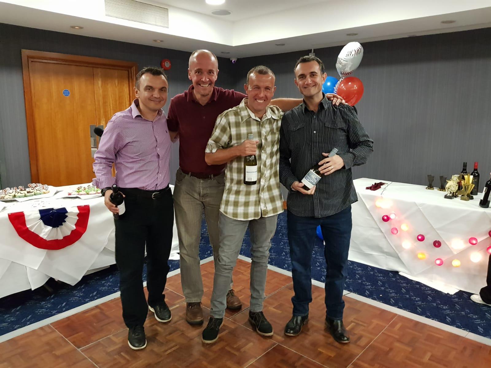 coaches awards