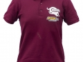 coaches polo 2016 maroon