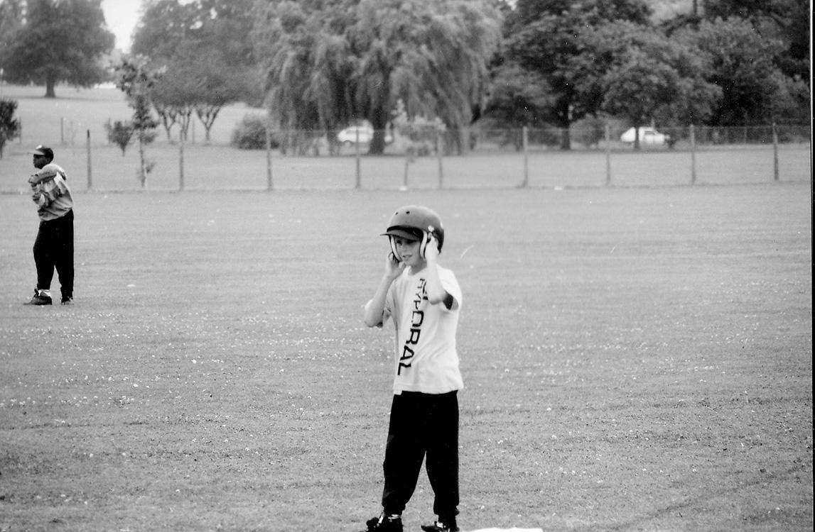 junior baserunner