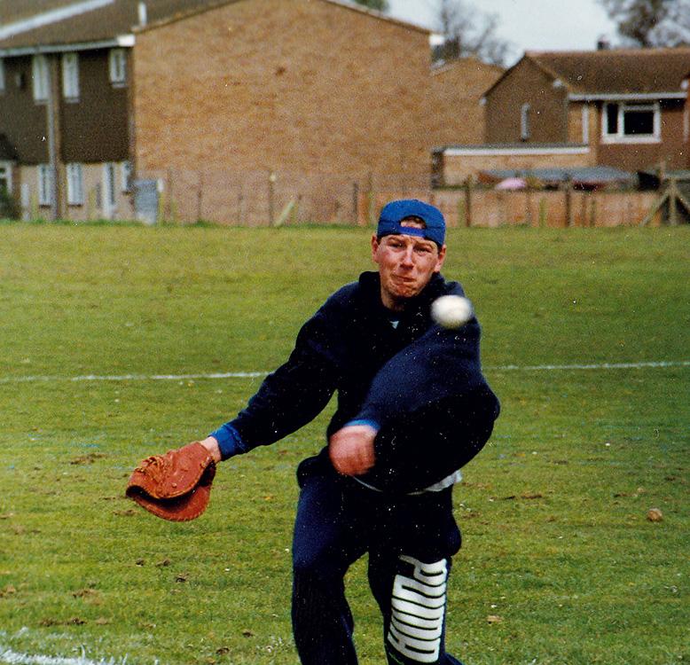 steve porter pitching