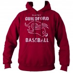 Guildford Mavericks Hooded Jumper