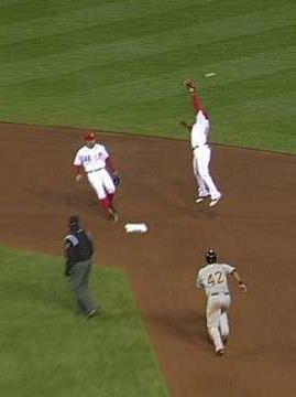 Baseball Overthrow